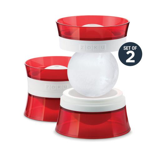 Ice Ball Mold - Set of 2