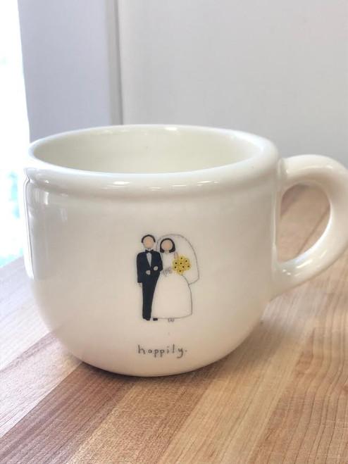Beth Mueller Handcrafted Mug