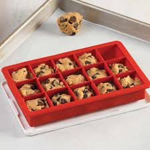 Cookie Dough Trays with Lids