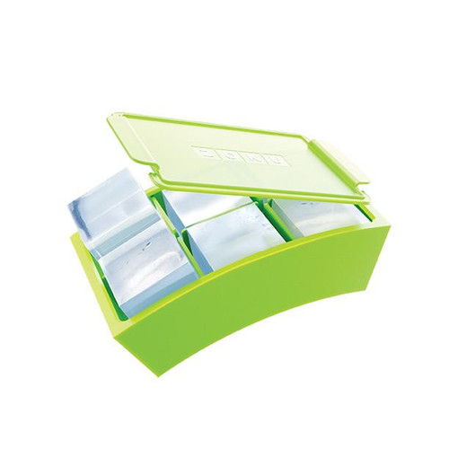 Jumbo Silicone Ice Trays Set of 2
