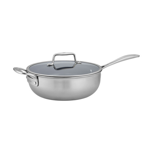 Zwilling Clad CFX Non-Stick 4.5 Quart Perfect Pan with Lid