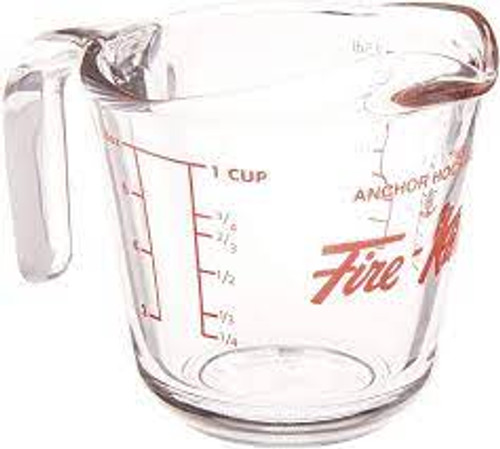 Glass Measuring Cup 1 Cup