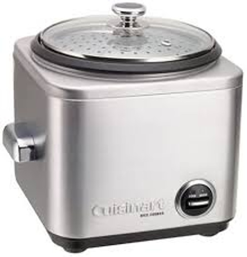 Cuisinart 4-Cup Rice Cooker & Steamer
