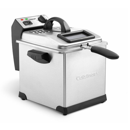 Cuisinart 3.4 Quart Digital Deep Fryer