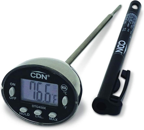 Thin Tip Thermometer
