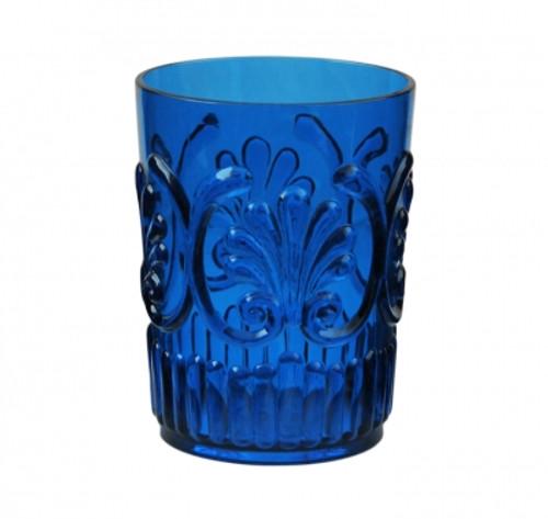 Le Cadeaux Fleur Water Glass 16oz