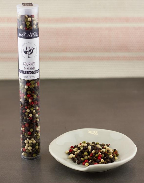 Gourmet 4-Blend Peppercorns