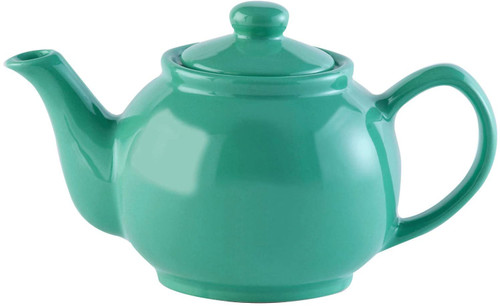 Jade Green Teapot - 2 Cup