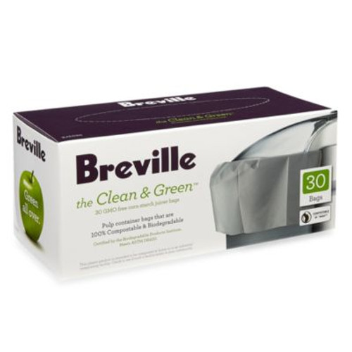Breville Clean & Green Juicer Bags