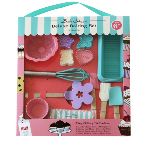 Deluxe 25 Piece Baking Set