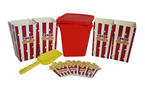 Kids' Popcorn Making Set