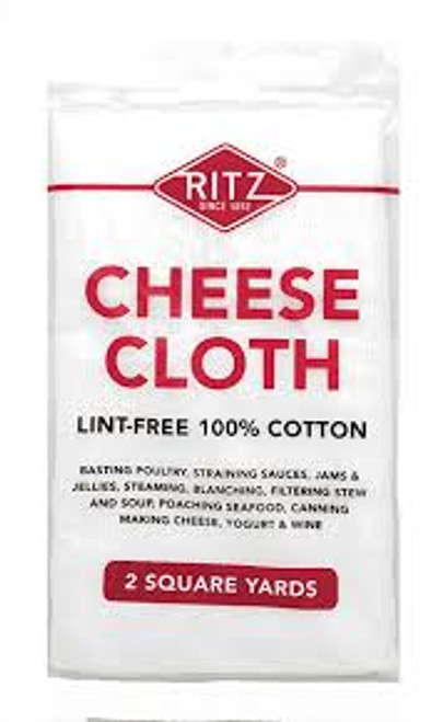 Cheesecloth - 100% Cotton