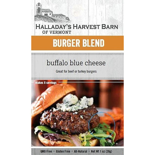 Halladay's Buffalo Blue Cheese Burger Blend