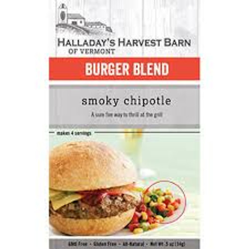 Halladay's Smoky Chipotle Burger Blend