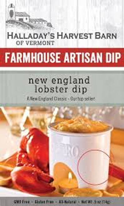 Halladay's New England Lobster Dip