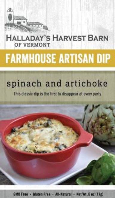 Halladay's Spinach and Artichoke Dip