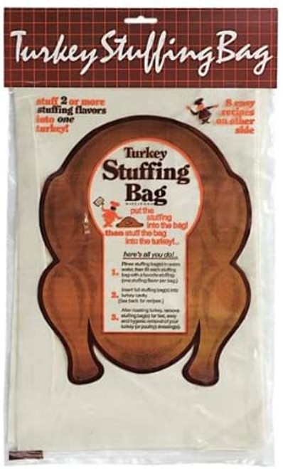 Turkey Stuffing Bag