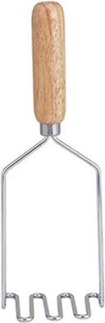Wood Handle Potato Masher