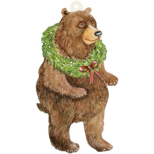 """""""Holiday Bear"""" Gift Tags"""