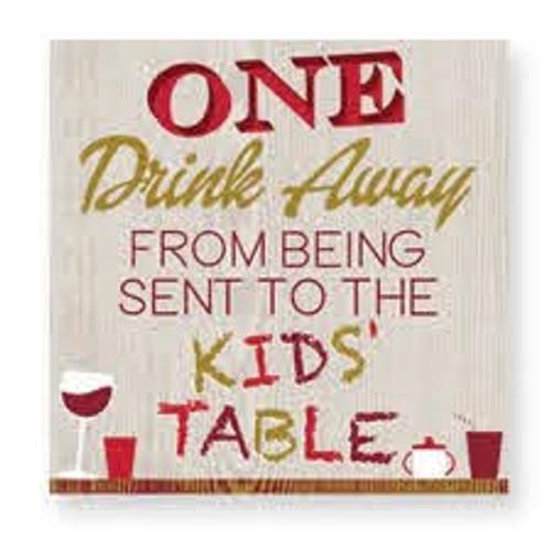 Funny Napkins - Kids' Table