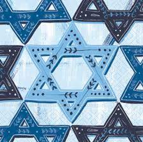 Star of David Napkins