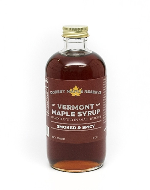 Vermont Maple Syrup - Smoked & Spicy