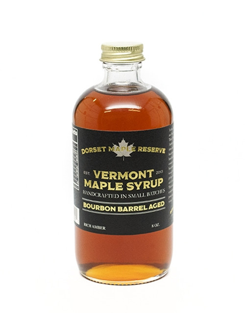 Vermont Maple Syrup - Bourbon Barrel Aged