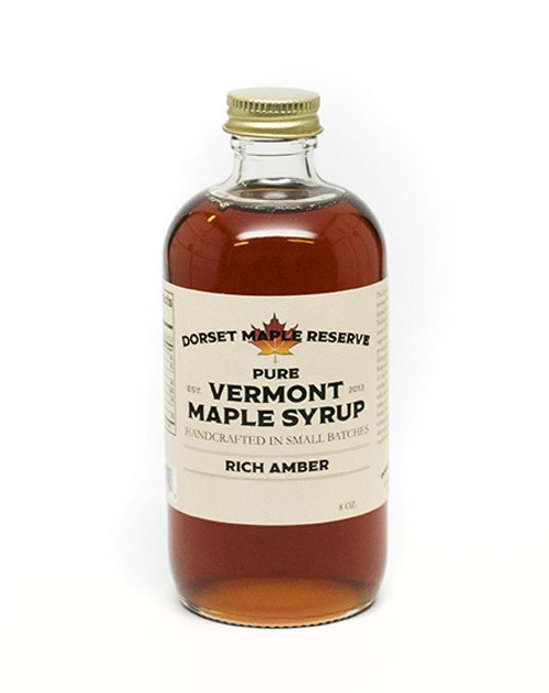 Vermont Maple Syrup - Rich Amber
