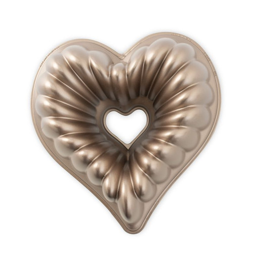 Heart Bundt Cake Pan