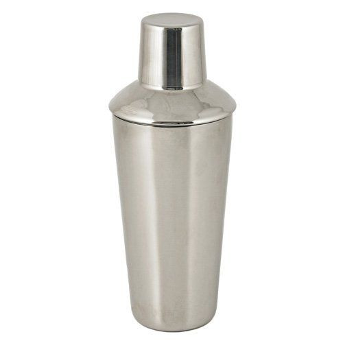 Retro Stainless Cocktail Shaker - 34 Oz.