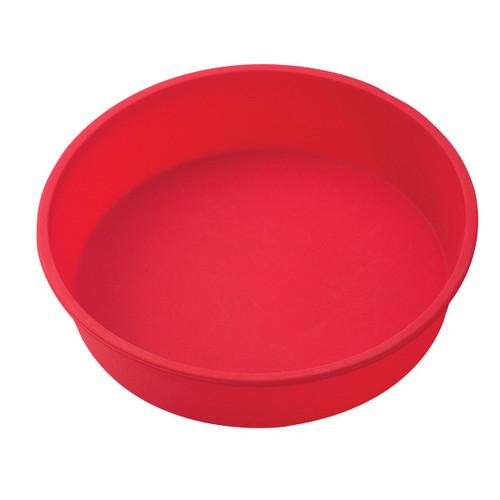"Silicone Round Cake Pan - 9"""