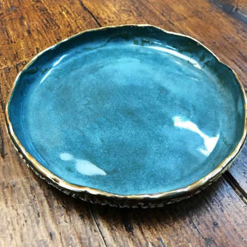Vermont Artisan Pottery Tray - 1