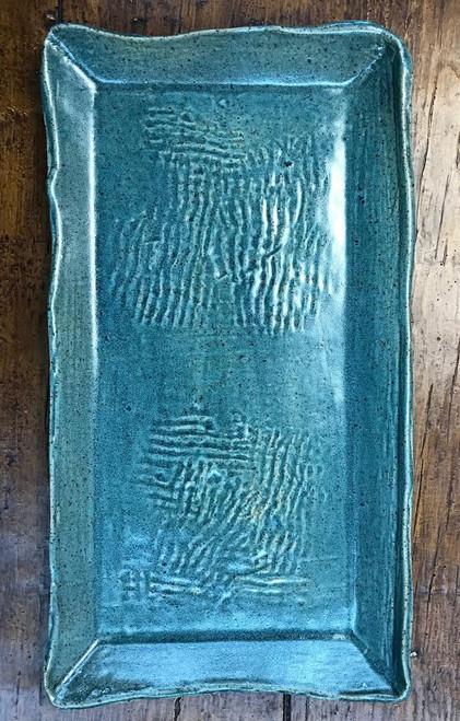 Vermont Artisan Pottery Tray - 10