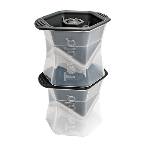 Colossal Cube Ice Mold - Set of 2