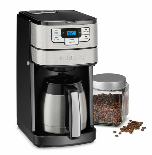 Cuisinart Grind & Brew Thermal Coffee Maker - 10 Cup