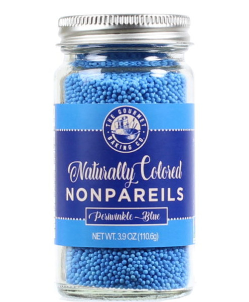 Nonpareils - Naturally Colored