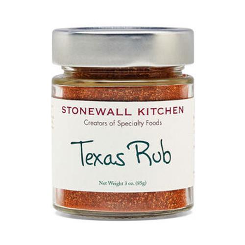 Texas Rub