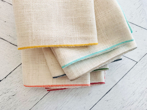 Linen Dinner Napkins - Set of 10