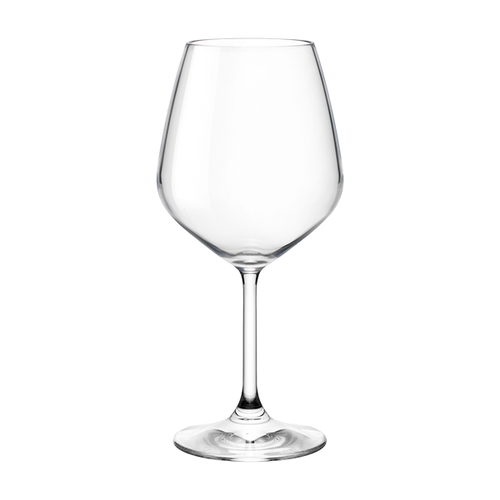 Restaurant Red Wine Glass