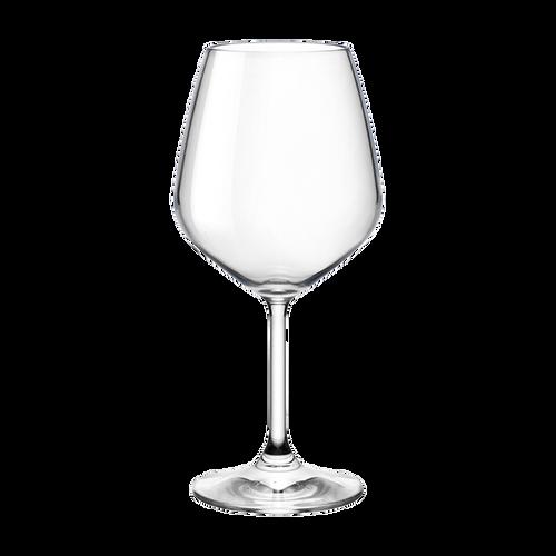 Restaurant Red Wine Glass