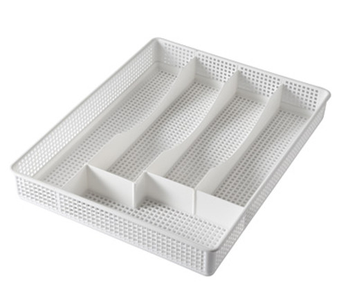 Perforated Cutlery Tray