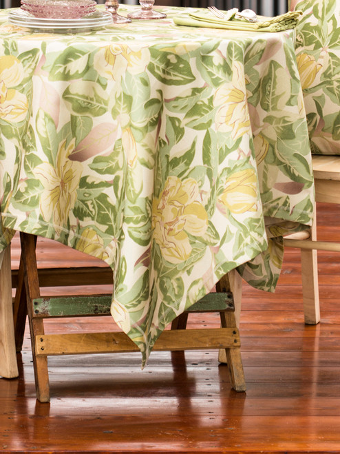 Magnolia Outdoor Tablecloth