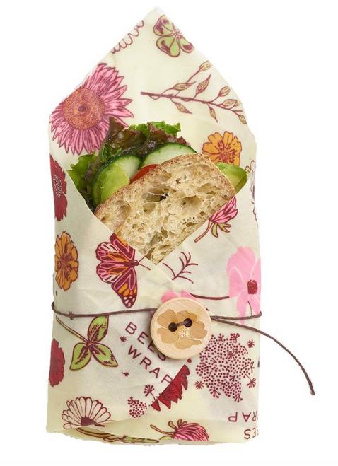 Vegan Bee's Wrap - Single Sandwich