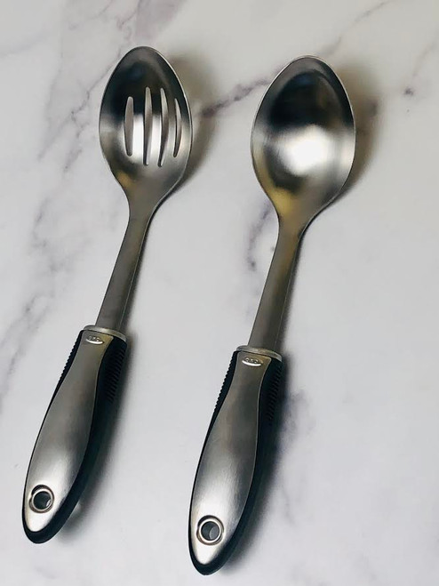 Stainless Steel Serving Spoon