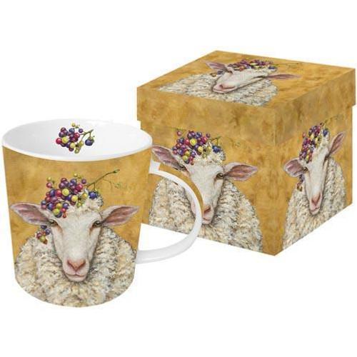 Vineyard Sheep Mug