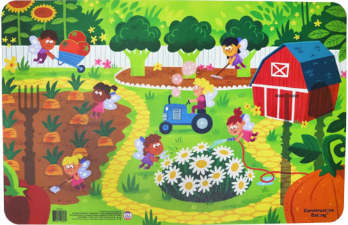 Garden Fairy Kids Placemat
