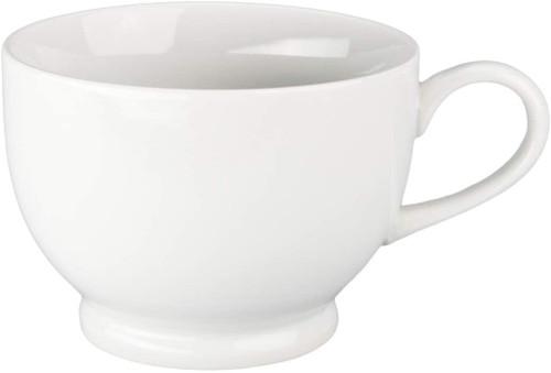 Footed Latte 17oz. Mug
