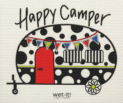 Wet-It Cloth Camping