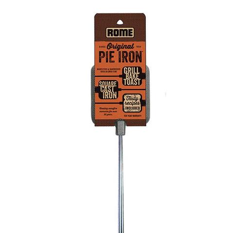 Square Pie Irons