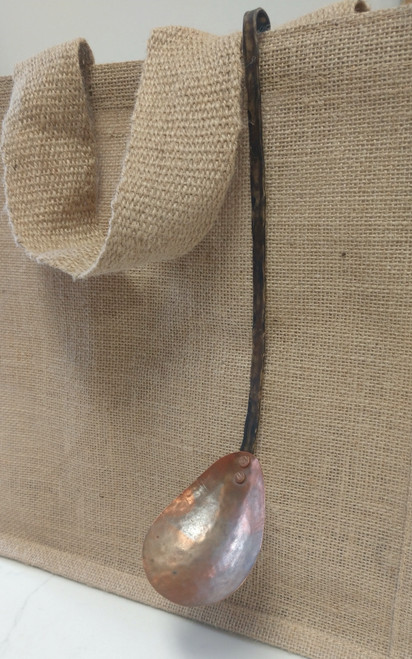 Handcrafted Copper Ladle